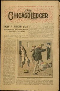 Chicago Ledger, v. XXX, no. 8, Saturday, February 22, 1902