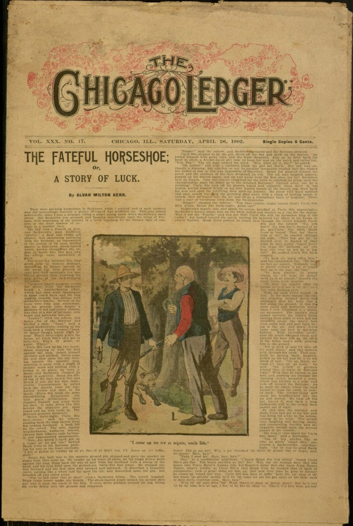 [1], Chicago Ledger, v. XXX, no. 17, Saturday, April 26, 1902