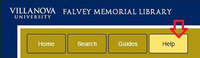 Falvey Help page resize