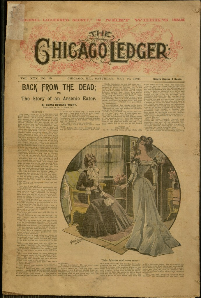 Chicago Ledger, v. XXX, no. 19, Saturday, May 10, 1902