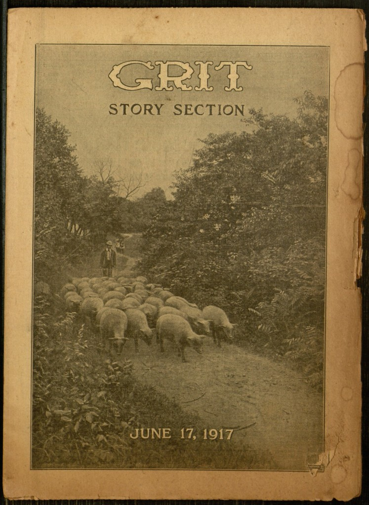 Grit (Story Section), v. 35, no. 29, Story Section no. 1170, June 17, 1917