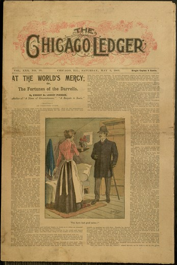 Chicago Ledger, v. XXX, no. 18, Saturday, May 3, 1902