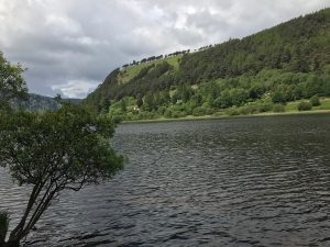 A bonus photo of Glendalough because the place was so beautiful!
