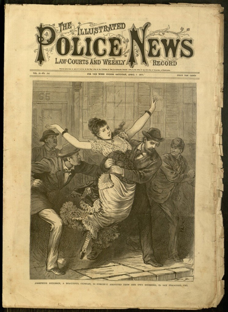 [1] p., The illustrated police news, law courts and weekly record, v. 21, no. 545, April 7, 1877
