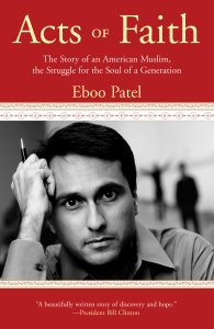 Eboo Patel, One Book Villanova, OBV, Acts of Faith