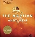 The Martian bookcover