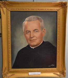 Father Falvey, Fr. Falvey, Falvey portrait