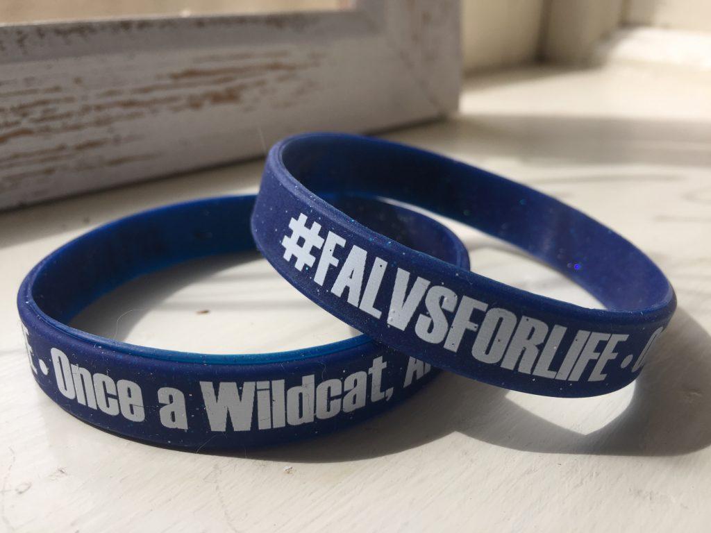 #FALVSFORLIFE wristband