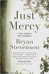 Just Mercy, Villanova, One Book, One Book 2018
