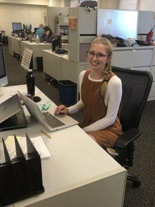 Rebecca Wenger, Volunteer