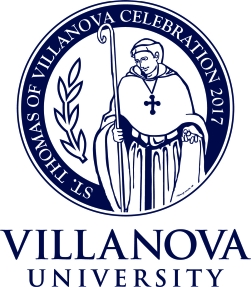 St. Thomas of Villanova weekend, logo