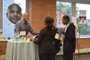 OBV, One Book Villanova, 2014, Wes Moore, The Other Wes Moore