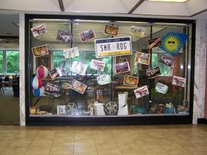 Summer Reading display, summer reading, display, 2012