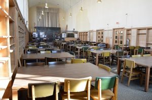 Reading Room, Old Falvey