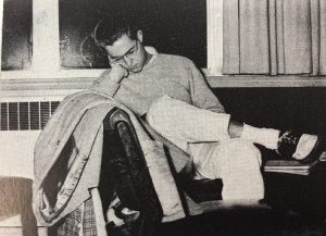 naps, dayhop, dorm, 1959