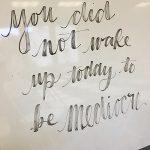 Foto Friday: Whiteboard Art