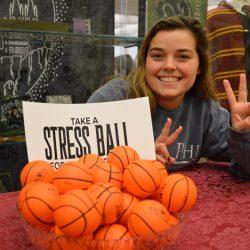 Foto Friday: Stress (Basket) Balls