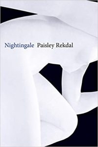 Nightinggale by Paisley Rekdal cover