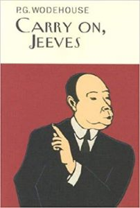 P. G. Wodehouse book cover
