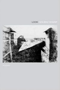 Look by Solmaz Sharif cover