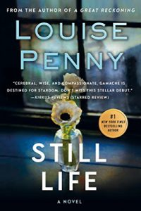 Louise Penny Still Life book cover