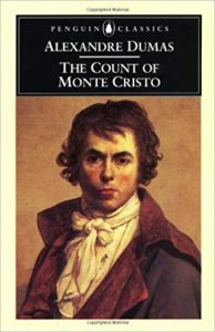 The count of monte cristo alexandre dumas cover