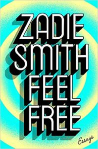 Zadie Smith Feel Free book cover