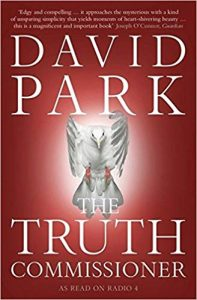 David Park The Truth Commissioner book cover