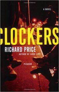 Clockers Richard Price cover