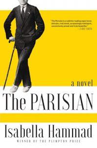 Isabella Hammad, The Parisian book cover