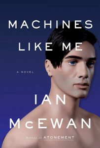 Ian McEwan, Machines Like Me cover
