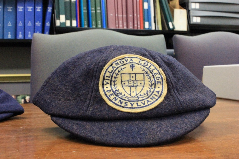 cap, 1939, villanova college,