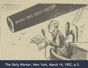 Daily Worker Cartoon