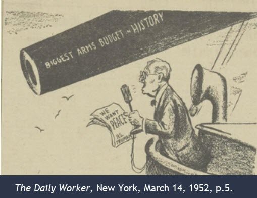 Daily Worker Cartoon