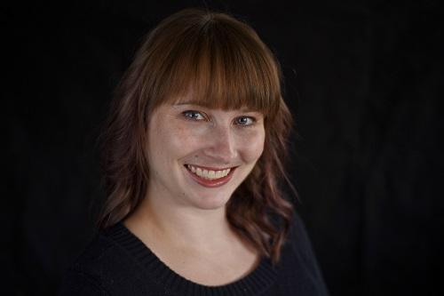 Sarah Wingo, librarian