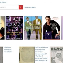 New Resources for LGBTQ Research: LGBT Magazine Archive and LGBTQ Thought and Culture