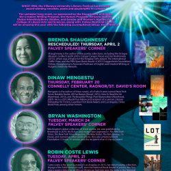 Foto Friday: Literary Festival Lineup
