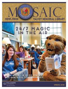 Spring 2018 Mosaic
