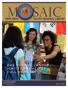 Fall 2018 Mosaic
