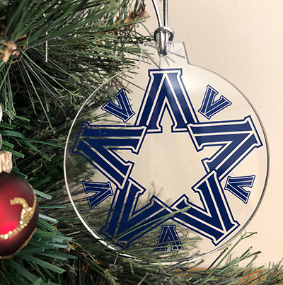 Photo of Villanova ornament