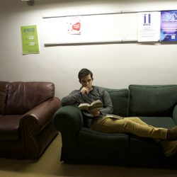 Do you know these library study spots?