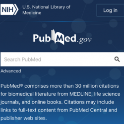 A New Year and a New PubMed