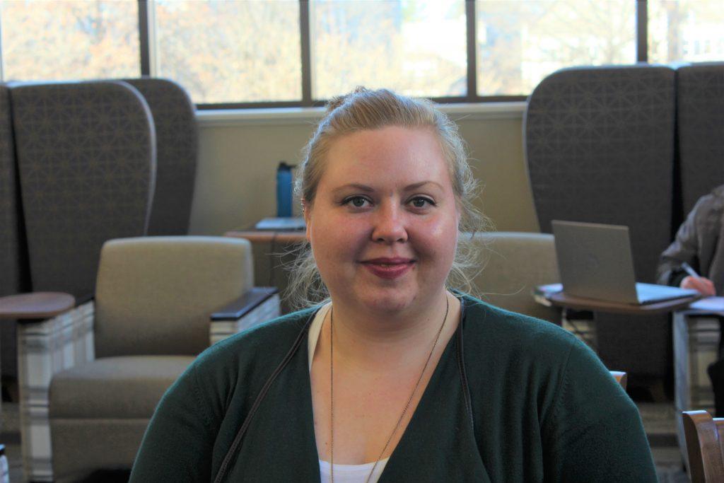 Head shot of Sarah Wipperman.