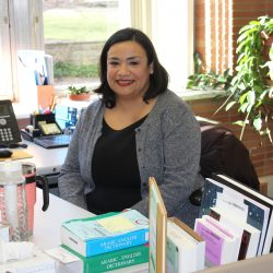 Welcome to Falvey: Roberta Pierce Joins Access Services