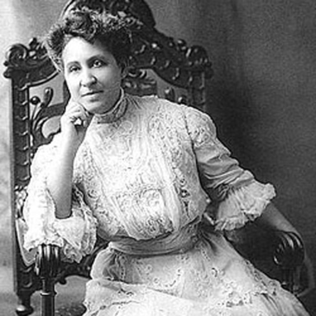 Photo of Mary Church Terrell