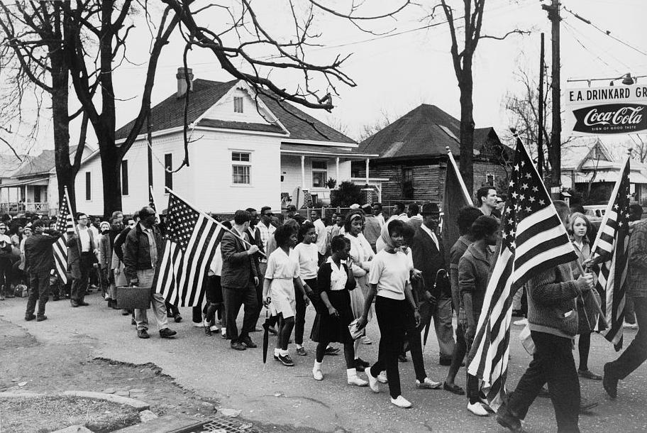 Photo of Selma to Montgomery March