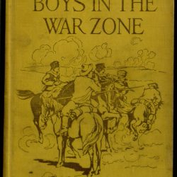 Available for Proofreading: Two American Boys in the War Zone