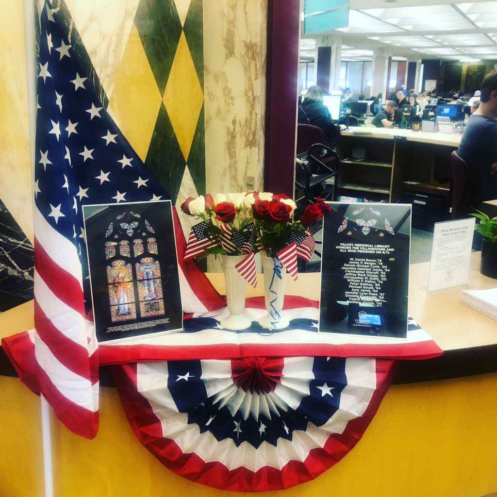 September 11 display