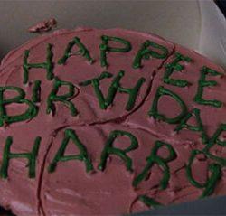 Happy Birthday, Harry Potter!