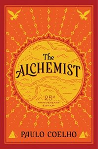 """Book cover of """"The Alchemist"""""""